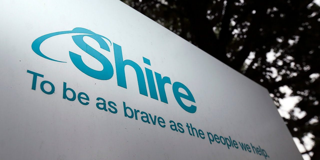 Shire (SHP.L) – Rare Disease Specialist & Fat Pitch Candidate