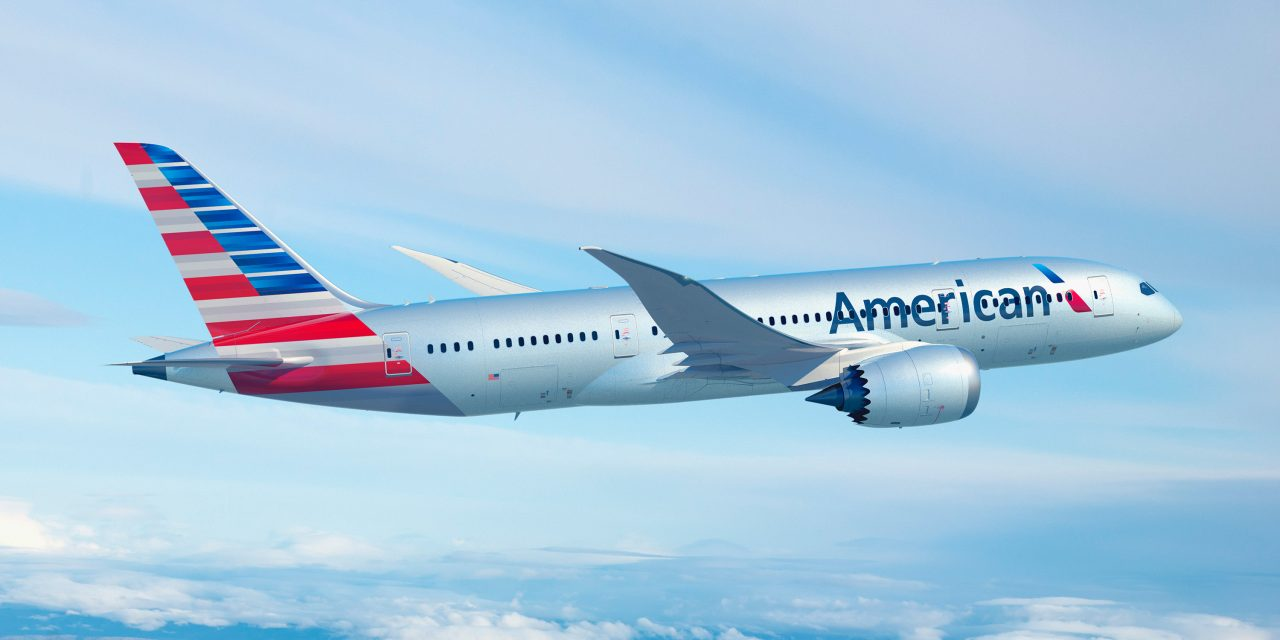 American Airlines – Reason for Optimism